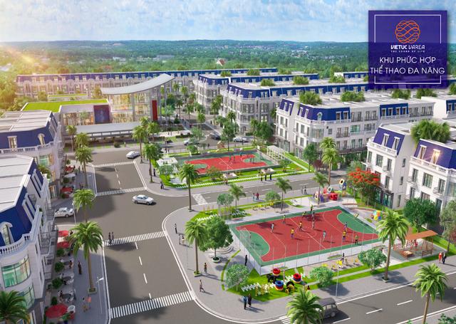 Khu Tây Sài Gòn có thêm dự án khu đô thị đa năng