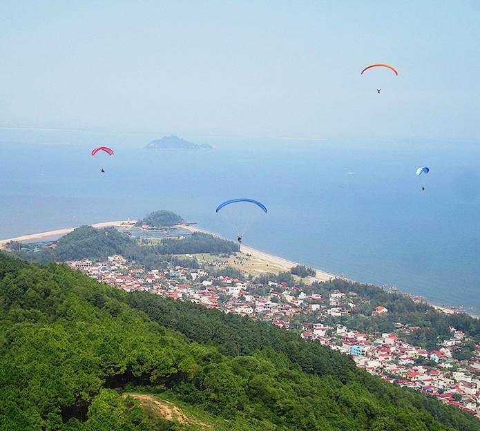 Bất động sản biển Thanh Hóa phát triển nhờ du lịch
