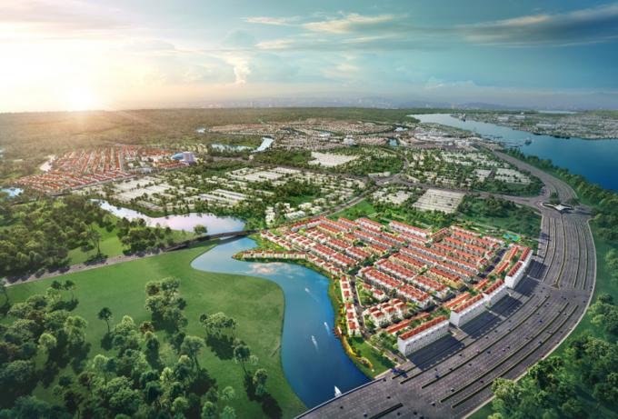 MLAND Miền Nam - đại lý phân phối chính thức phân khu vị trí cửa ngõ dự án Aqua City – River Park 1