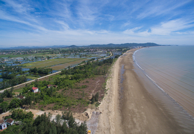 Cơ hội vàng 2020: Bất động sản du lịch biển Linh Trường - Hải Tiến
