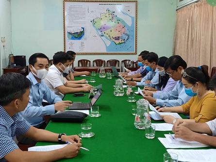 Lãnh đạo Tập đoàn MGROUP xúc tiến đầu tư lĩnh vực bất động sản trên địa bàn tỉnh Trà Vinh