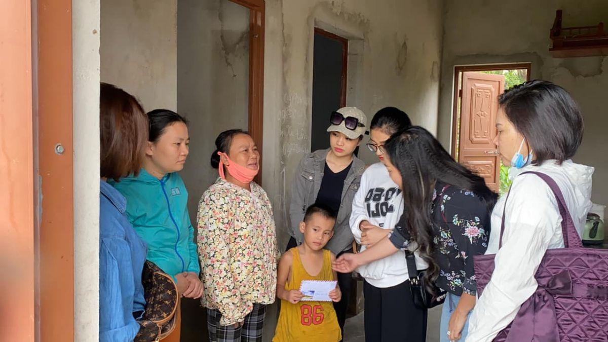 MLAND Miền Bắc chung tay ủng hộ đồng bào Miền Trung khắc phục hậu quả lũ lụt