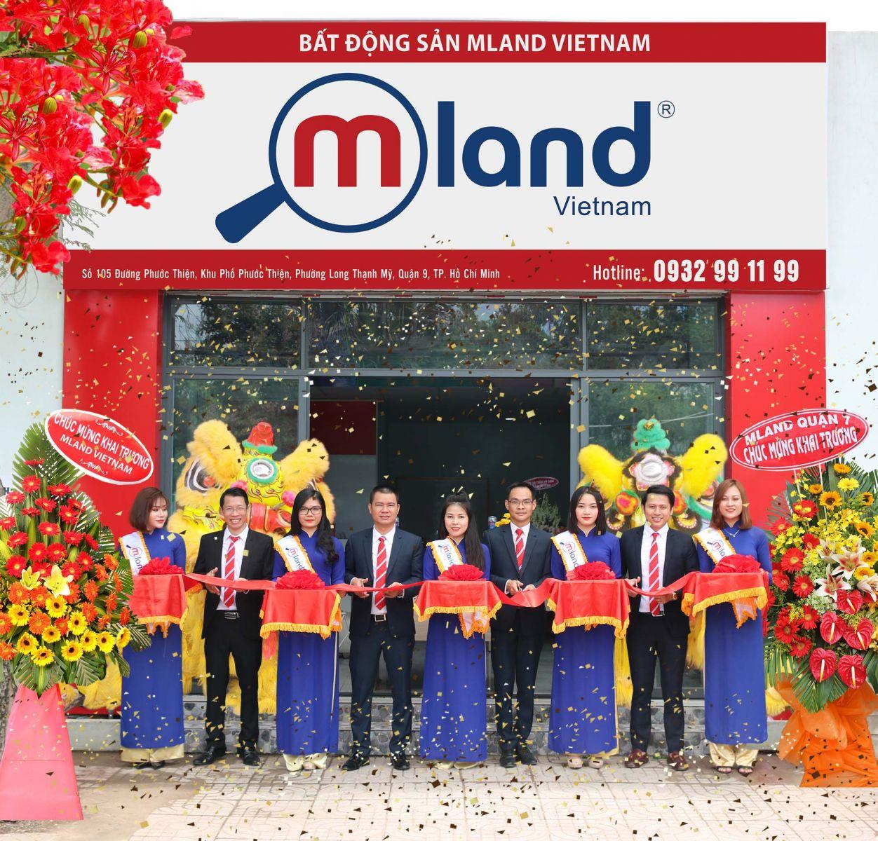 Tưng Bừng Khai Trương Văn Phòng MLAND Chi Nhánh Quận 2, Quận 9