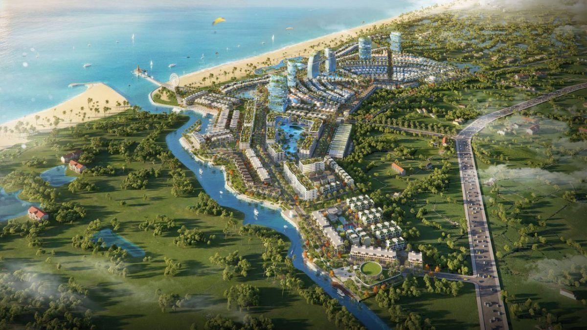 Đón đúng thị hiếu, Venezia Beach thiết lập chuẩn sống