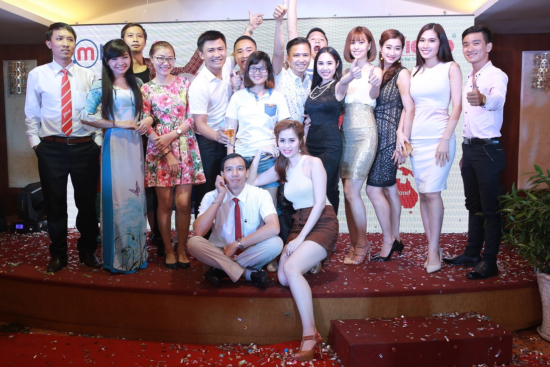 Kỷ niệm 8 năm thành lập công ty MLAND Vietnam