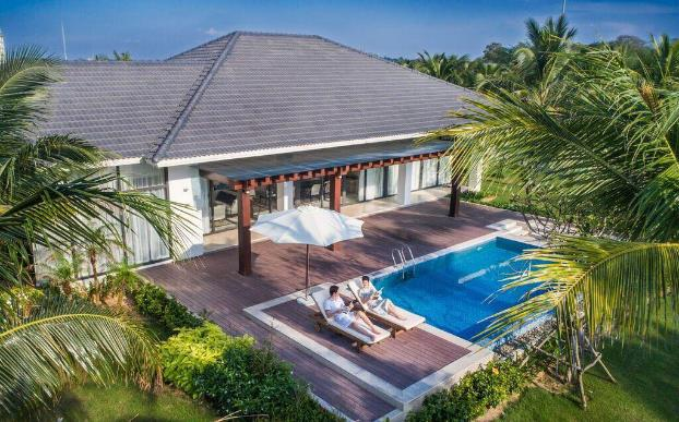 Uy tín của Vingroup đảm bảo việc đầu tư bất động sản nghỉ dưỡng Vinpearl