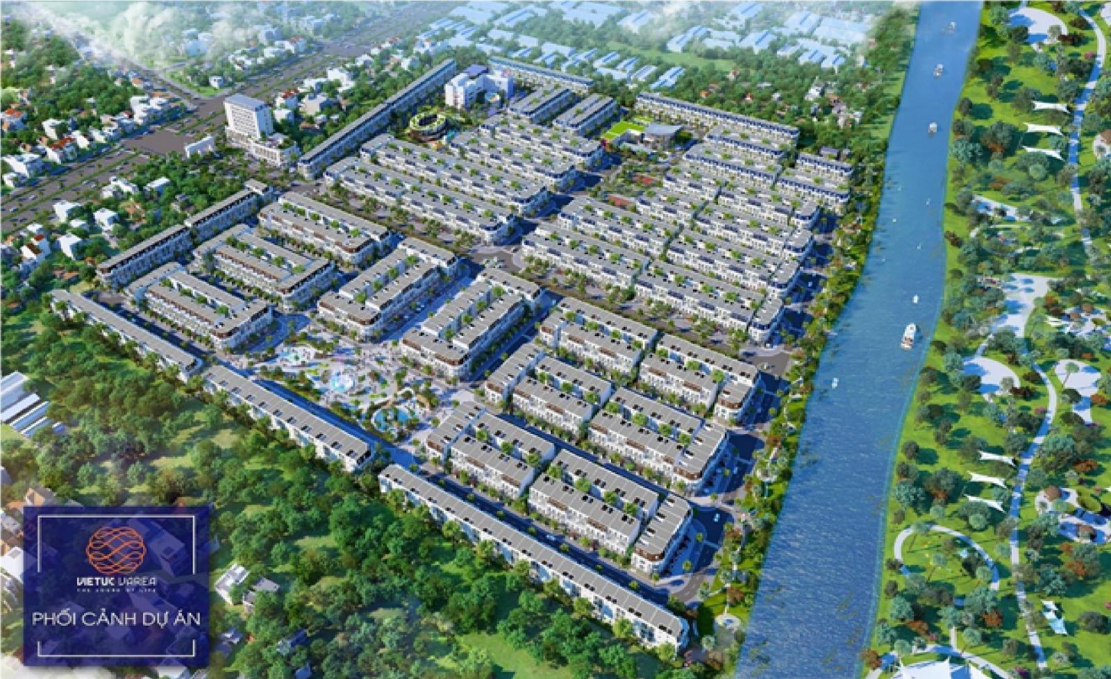 Việt Úc Varea – Tâm điểm đầu tư khu Tây Sài Gòn