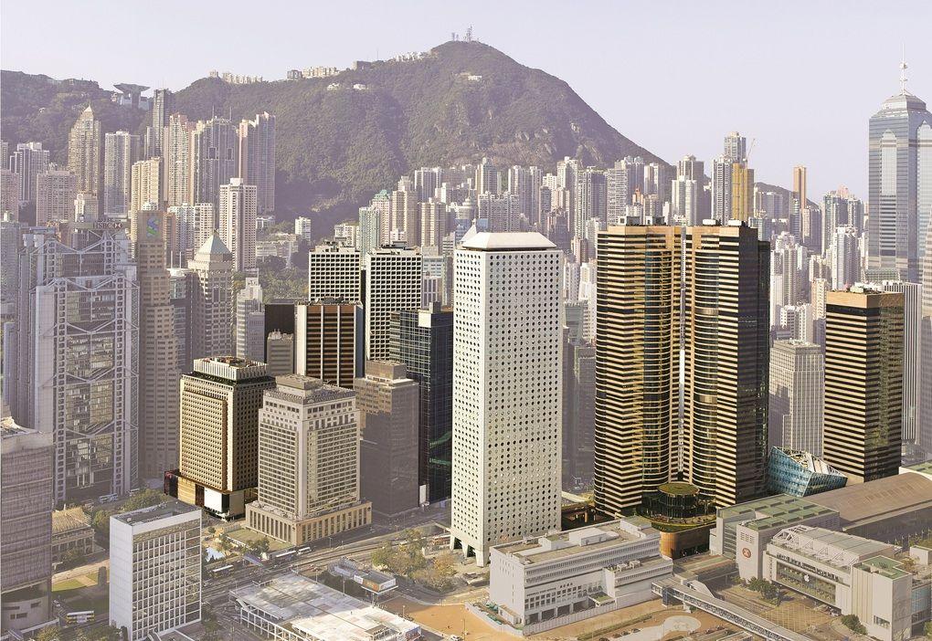 Vị thế của Hongkong Land - nhà phát triển dự án The Marq