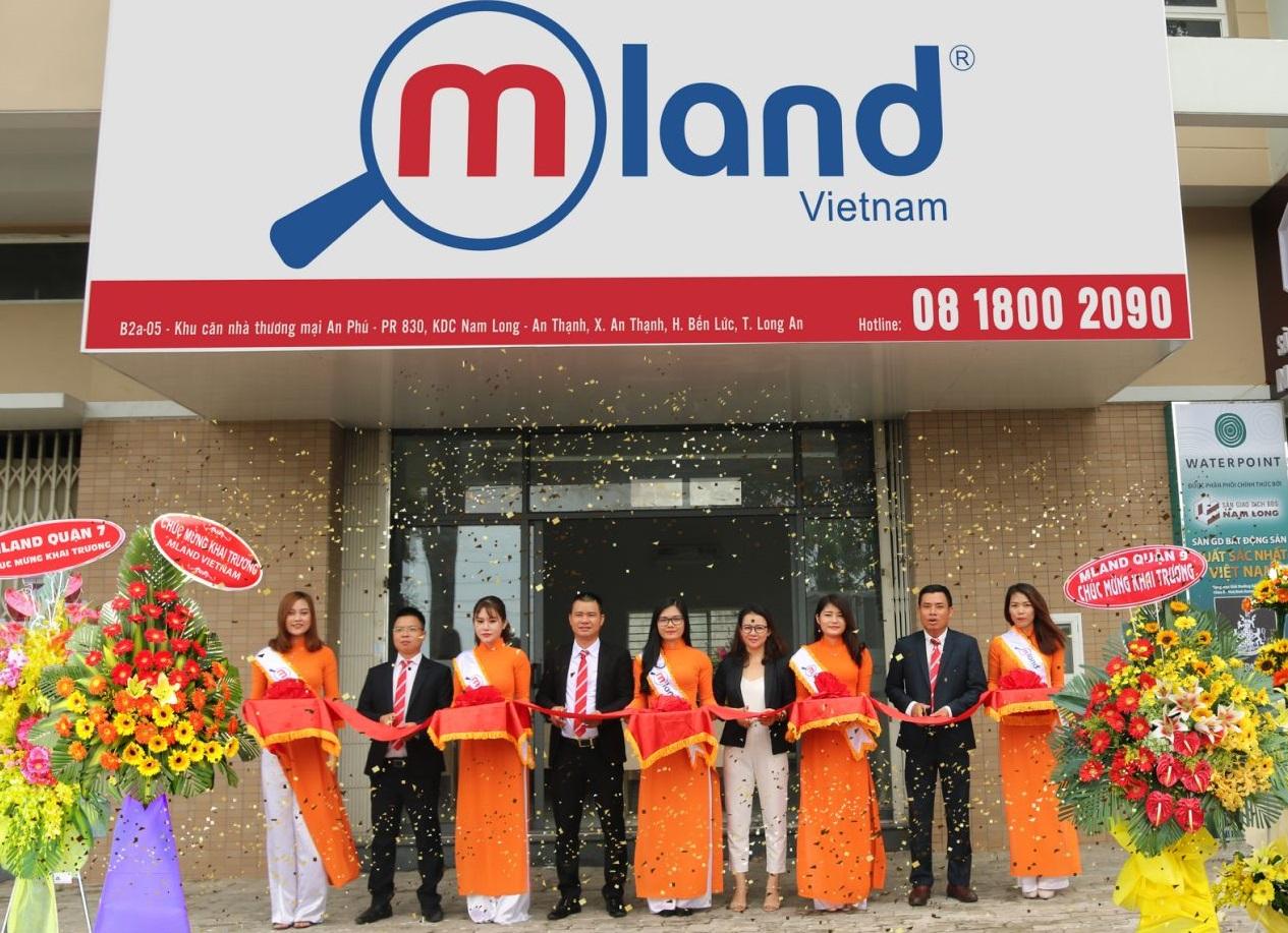 MLAND Vietnam khai trương đồng loạt 2 chi nhánh mới tại Long An