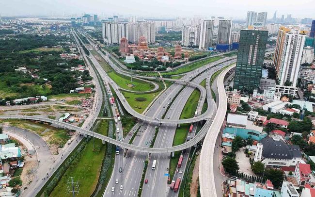 Giá BĐS quận 2, 9, Thủ Đức thuộc Thành phố phía Đông tương lai đã tăng hơn 40% trong vòng 3 năm qua