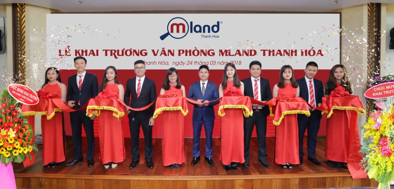 MLAND Vietnam khai trương chi nhánh Thanh Hóa