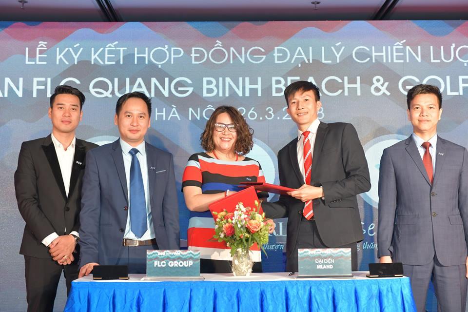 MLAND Vietnam phân phối chính thức dự án FLC Quang Binh Beach & Golf Resort