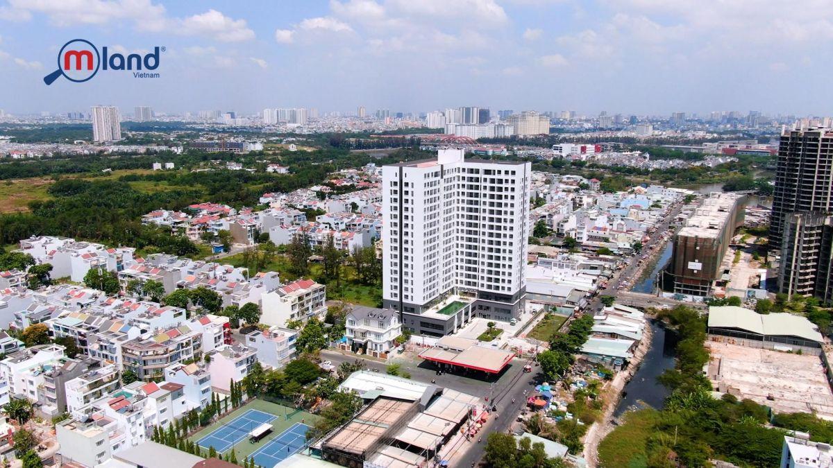 Goldora Plaza: Sở hữu vị trí đắt giá chỉ cách Phú Mỹ Hưng 3 phút di chuyển