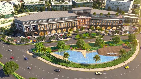Nhà phố sinh thái diện tích vừa phải tại River Park 1 gia tăng sức nóng