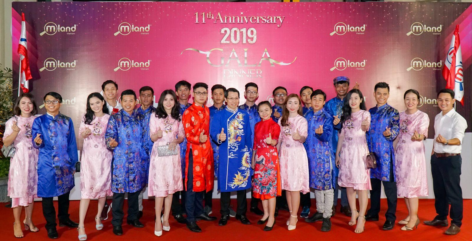 MLAND Vietnam tưng bừng tổng kết cuối năm 2018, tiệc tất niên và mừng sinh nhật lần thứ 11