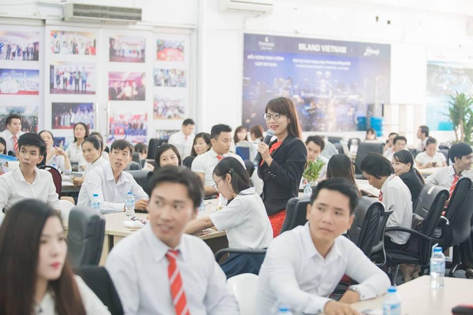 Những khóa học nền tảng tại MLAND Vietnam