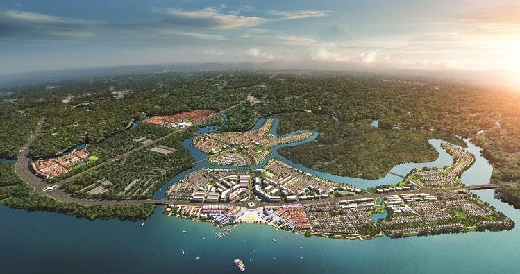 """Đô thị sinh thái vệ tinh, """"tâm điểm"""" đầu tư bất động sản xu hướng mới"""