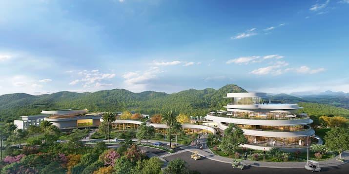 Legacy Hill Viên kim cương xanh trên thị trường BĐS nghỉ dưỡng ven đô