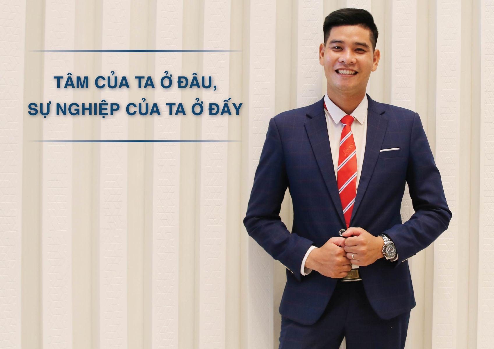 Gặp gỡ Chuyên viên tư vấn xuất sắc nhất tuần: Phạm Văn Kế - Team Luxury