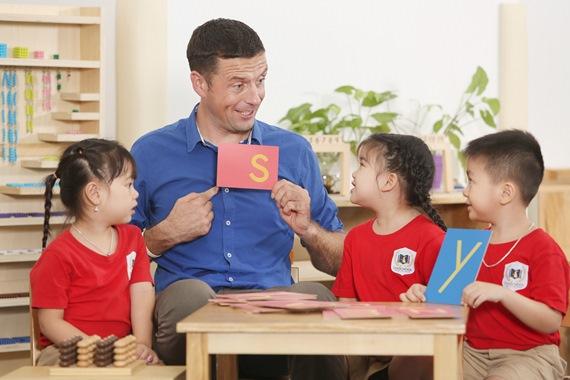 Vinschool, nơi ươm mầm tinh hoa cho trẻ em Việt Nam