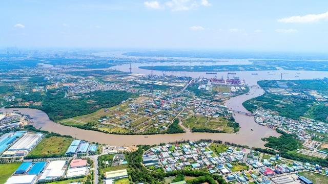 Bất động sản Nam Sài Gòn tiếp đà tăng trưởng nhờ hạ tầng