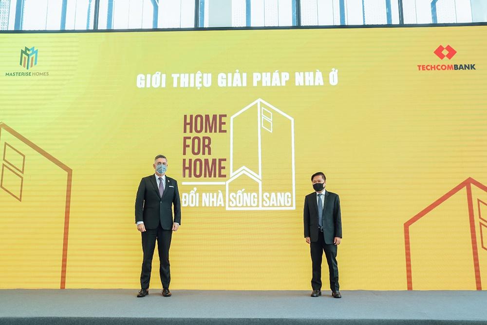 Vì sao gọi 'Home for Home' là đòn bẩy tài chính thông minh?