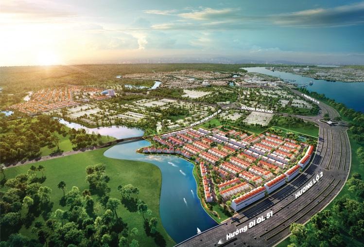River Park 1 giàu tiềm năng từ vị trí tâm điểm giao thương