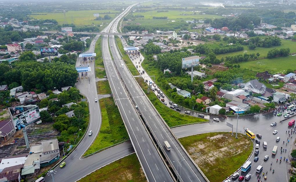 Bộ GTVT đồng ý mở rộng cao tốc Long Thành