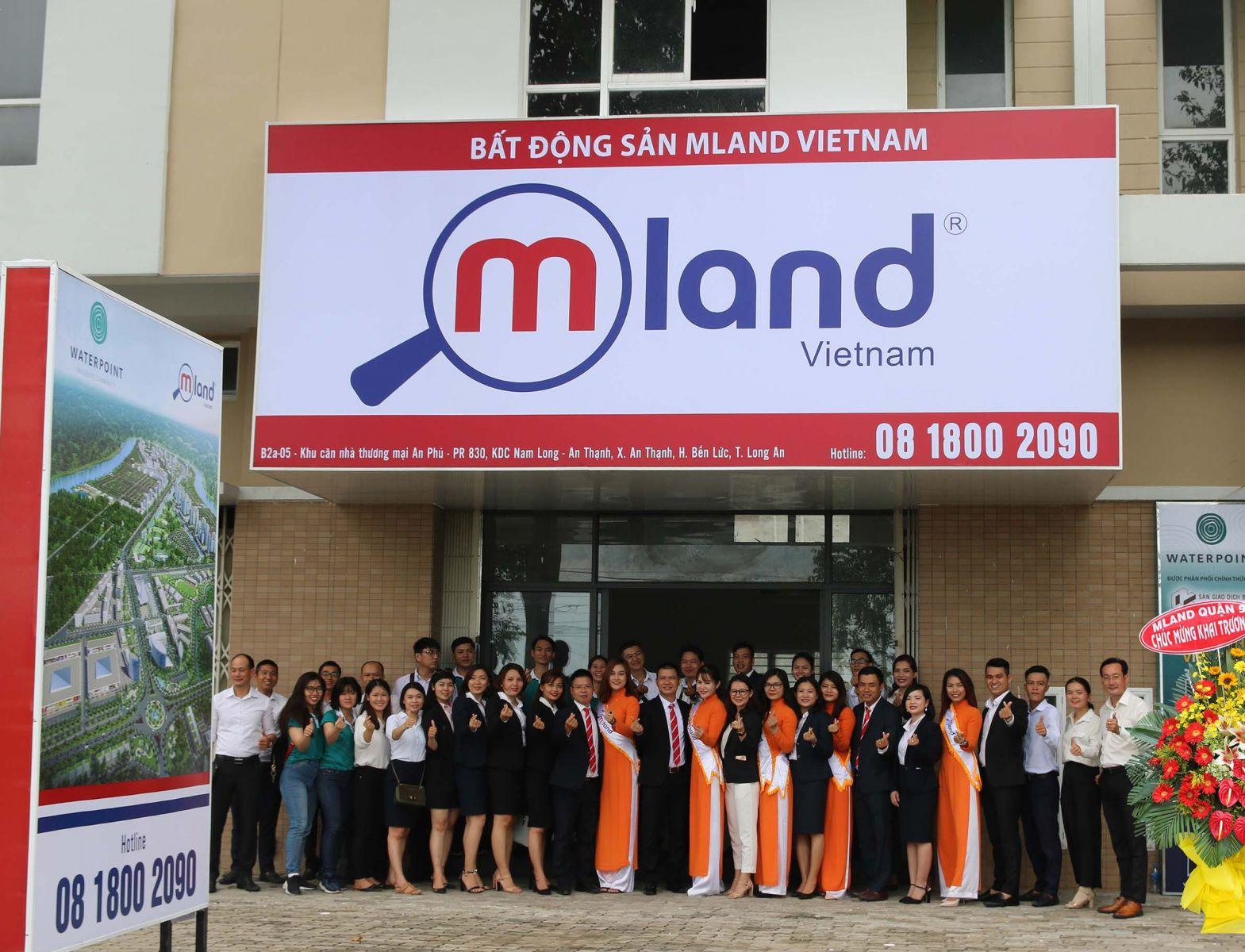 Khai Trương Văn Phòng MLAND Vietnam Chi Nhánh Long An - Bến Lức & Đức Hòa