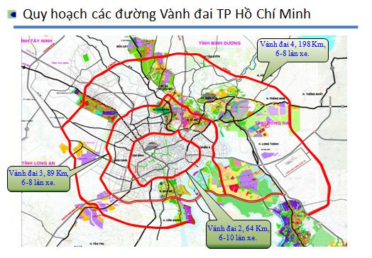 TP.HCM: Thủ tướng chỉ đạo đẩy nhanh tiến độ triển khai dự án vành đai 3 và 4
