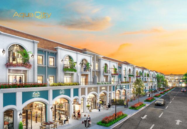 Vì sao BĐS phân khu cửa ngõ River Park 1 đô thị sinh thái Aqua City hấp dẫn nhà đầu tư?