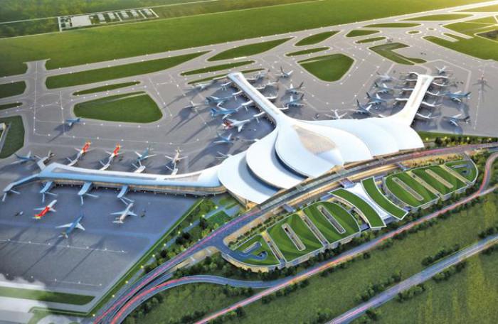Đồng Nai bàn giao 1.800ha đất làm sân bay Long Thành