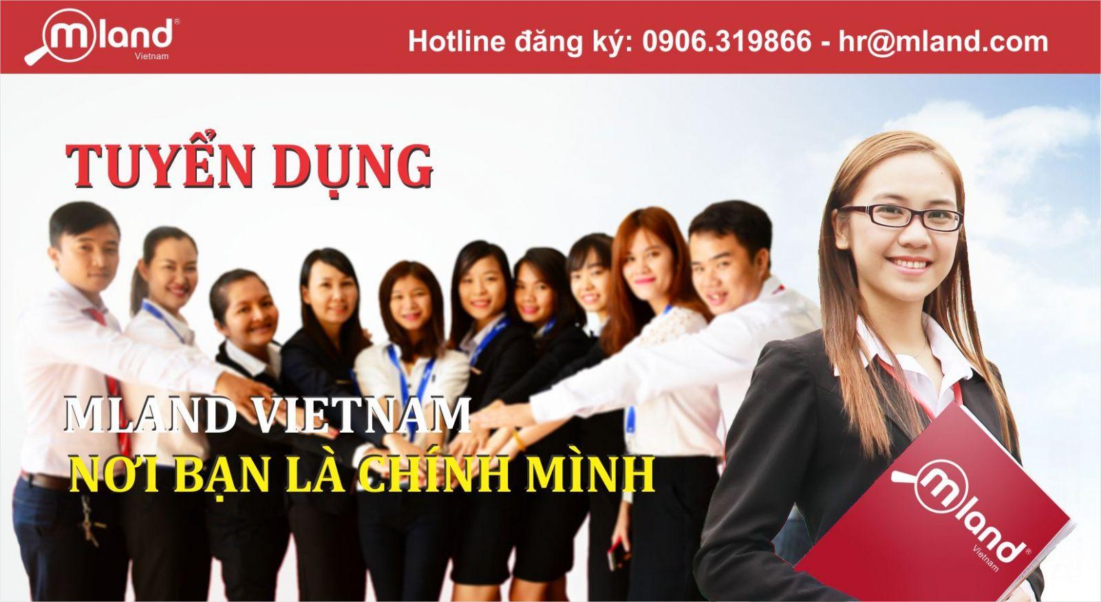 Cơ hội nghề nghiệp tại MLAND VIETNAM