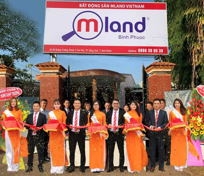 MLAND Vietnam khai trương đồng loạt các văn phòng tại Bình Phước, Cần Thơ, Đồng Tháp