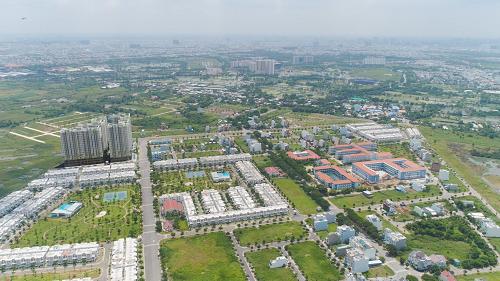Hạ tầng phát triển tạo đà bứt phá cho bất động sản Nam Sài Gòn