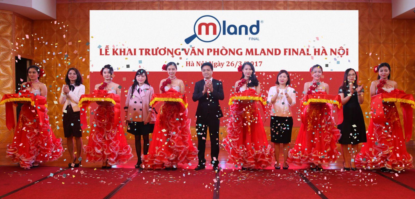 MLAND VIETNAM tiếp tục khai trương chi nhánh mới MLAND Final tại Hà Nội