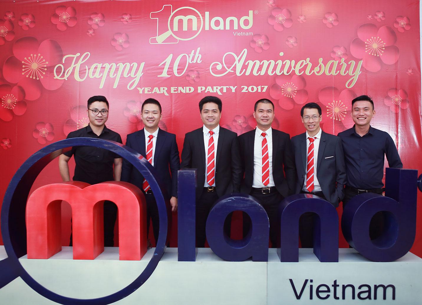 Ki niệm 10 năm thành lập MLAND Vietnam