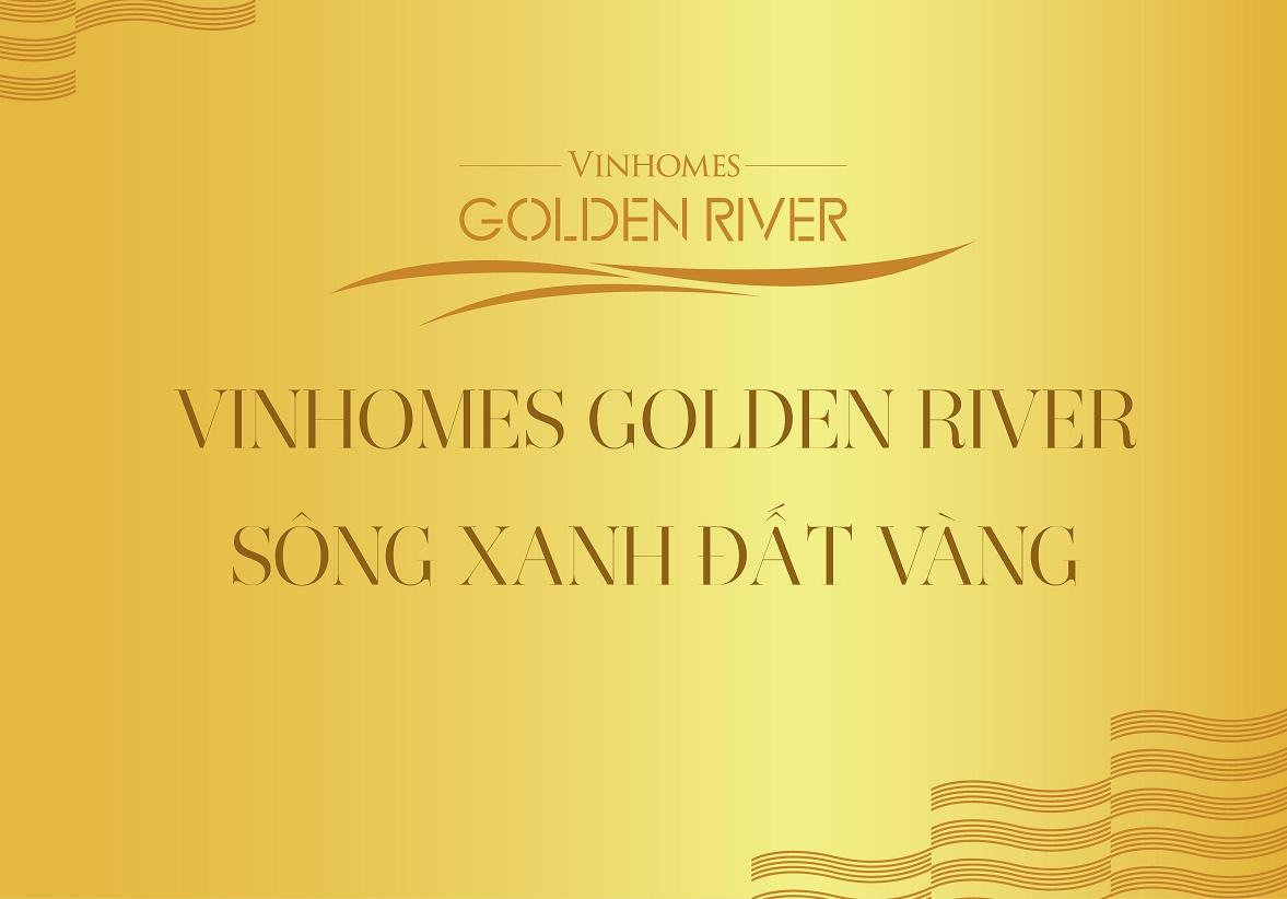 Thư mời tham dự dự kiện Vinhomes Golden River - Sông Xanh Đất Vàng