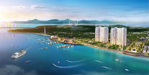 Thành phố Lam Ngọc bên vịnh thiên đường: