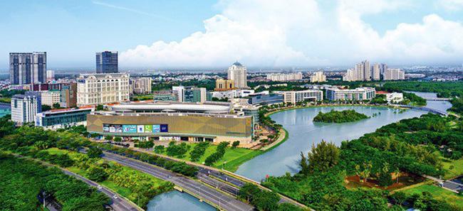 Bất động sản Nam Sài Gòn hấp dẫn nhờ lợi thế hạ tầng