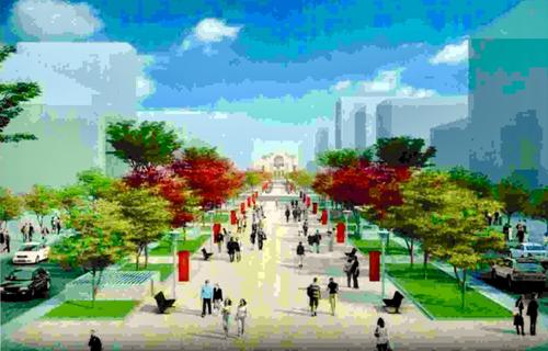 TP HCM sẽ có thêm nhiều phố đi bộ