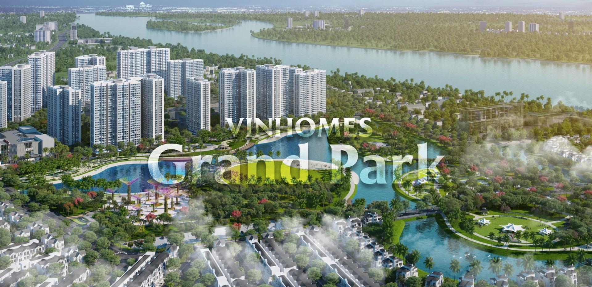 Vinhomes Grand Park sở hữu vị trí vàng từ vị trí đầy tiềm năng