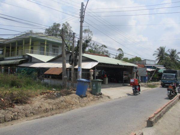 Bán Nhà 1 Trệt 1 Lầu Mặt Tiền Đg Ngã 3 Hàng Thẻ Huyện Long Hồ Vl - 502144