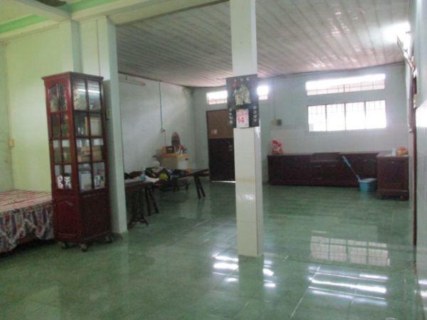 Bán Nhà 1 Trệt 1 Lầu Mặt Tiền Đg Ngã 3 Hàng Thẻ Huyện Long Hồ Vl - 502150
