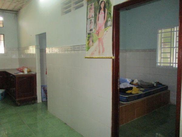 Bán Nhà 1 Trệt 1 Lầu Mặt Tiền Đg Ngã 3 Hàng Thẻ Huyện Long Hồ Vl - 502153