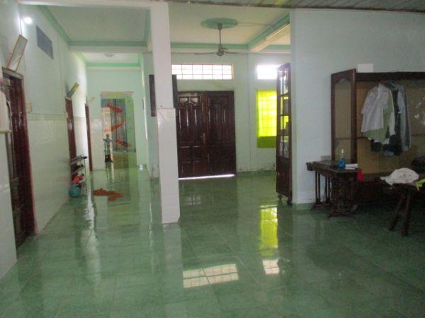 Bán Nhà 1 Trệt 1 Lầu Mặt Tiền Đg Ngã 3 Hàng Thẻ Huyện Long Hồ Vl - 502159