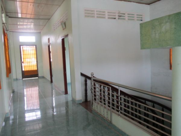 Bán Nhà 1 Trệt 1 Lầu Mặt Tiền Đg Ngã 3 Hàng Thẻ Huyện Long Hồ Vl - 502174