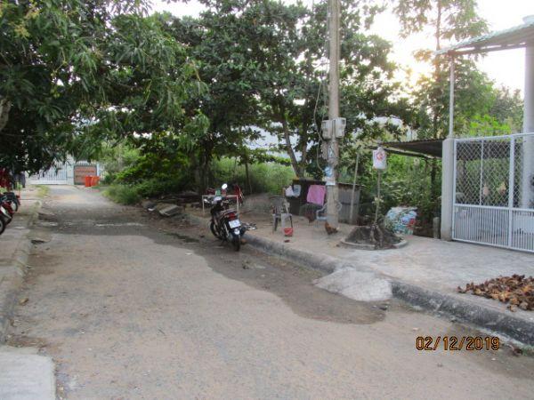 Đất Mặt Tiền Đg Nội Bộ Khu Tái Định Cư Xã Lộc Hoà Tp Vinhlong - 520801
