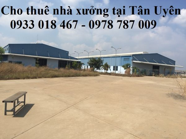 Cho Thuê Nhà Xưởng Tại Thuận An, Bình Dương 0933 018 467 –  0978 787 009 Mạnh Dũng  8 - 522055