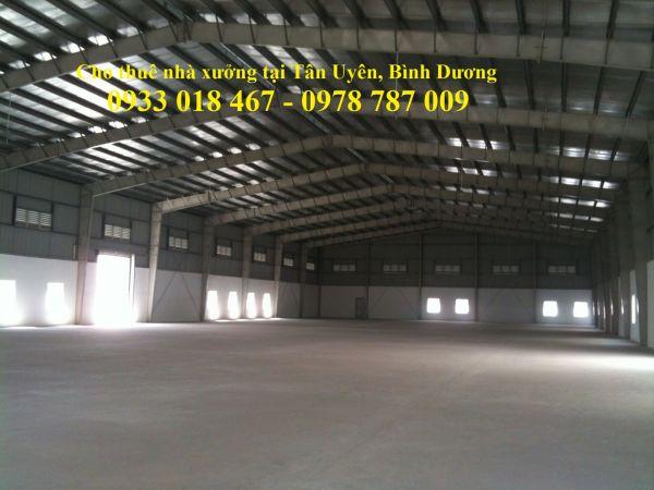 Cho Thuê Nhà Xưởng Tại Thủ Dầu Một 0933 018 467 – 0978 787 009 Mạnh Dũng 9 - 522073
